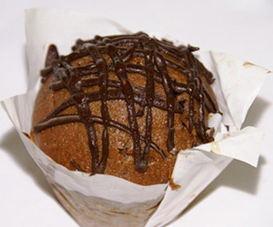 Chocolate chip muffin thumbnail