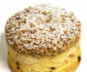 Coffee ricotta  cheesecake - mini thumbnail