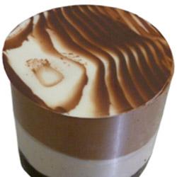 Double chocolate mousse - mini thumbnail