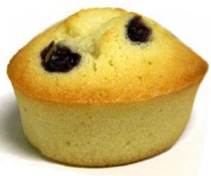Friand - blueberry thumbnail