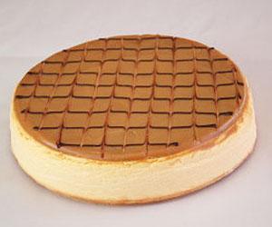 New York caramel cheesecake thumbnail