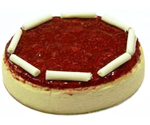 New York raspberry cheesecake thumbnail