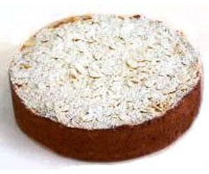 Orange and almond GLUTEN FREE cake - 25 cm - serves up to 14 thumbnail