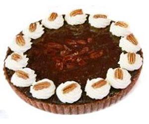 Pecan pie - 27 cm - serves up to 14 thumbnail