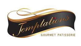 Temptations Cakes logo