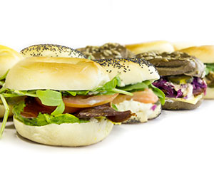 The classic bagel box - serves up to 10 thumbnail