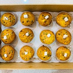 Savoury mini muffin box thumbnail