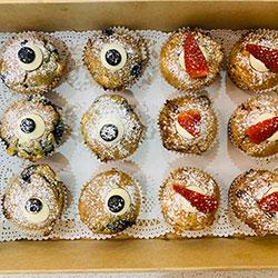 Sweet mini muffin box thumbnail