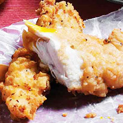 House crumbed chicken strips thumbnail