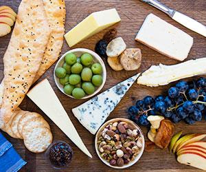 The cheese platter - serves 10 thumbnail
