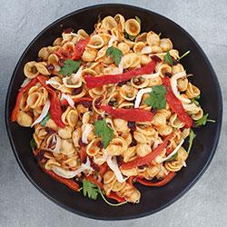 Orecchiette pasta salad thumbnail
