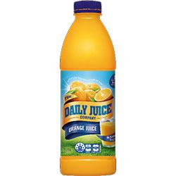 Orange juice - Daily juice - 500ml thumbnail