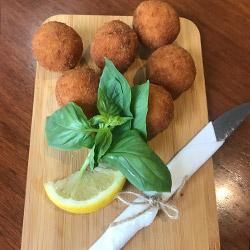 Homemade Arancini - mini thumbnail