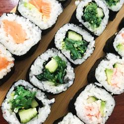 Sushi hand roll thumbnail