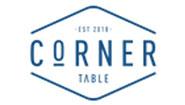 The Corner Table logo