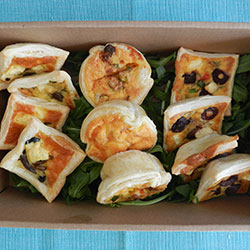 Assorted quiche thumbnail