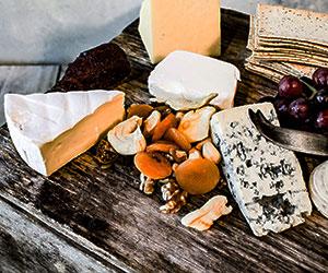 Australian cheese platter thumbnail