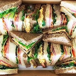 Classic sandwich platter thumbnail