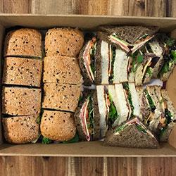 Mixed sandwich platter thumbnail