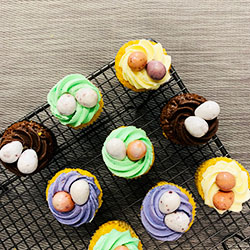 Easter baby cakes thumbnail