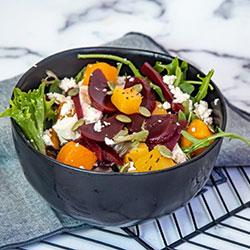 Feta pumpkin salad thumbnail
