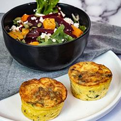 Gluten free Dijon lunch thumbnail