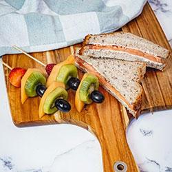 Gluten free Le Louvre breakfast thumbnail