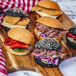 Lunch brioche bun thumbnail