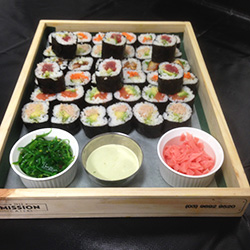 Sushi platter - serves 10 to 14 thumbnail
