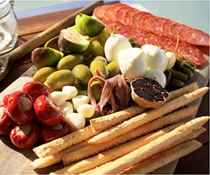 Antipasto platter - serves 6 to 8 thumbnail