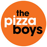 The Pizza Boys Mobile Catering logo