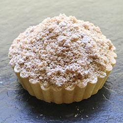 Apple crumble tart - individual thumbnail