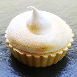 Lemon meringue tart - individual thumbnail
