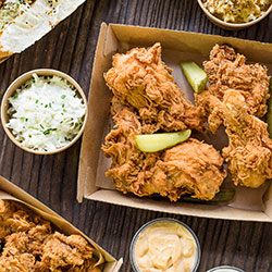 Fried chicken package thumbnail