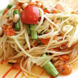 Papaya salad thumbnail