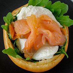 Salmon brioche thumbnail