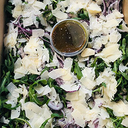Italian rocket and parmesan salad thumbnail