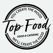 TOP Food and Events  logo