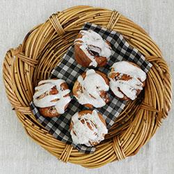 Cinnamon buns thumbnail