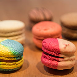 French macarons - large thumbnail