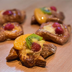 Fruit Danish pastries thumbnail