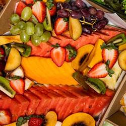 Fruit platter - serves 10 thumbnail