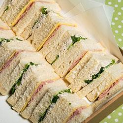 Finger sandwich thumbnail