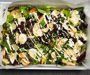 Chicken and artichoke salad thumbnail