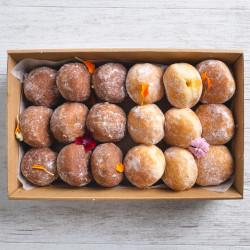 French donut balls thumbnail