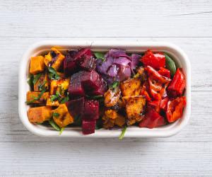 Roast vegetable bowl thumbnail
