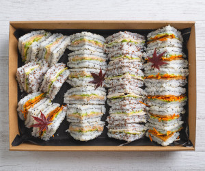 Sushi sandwich thumbnail
