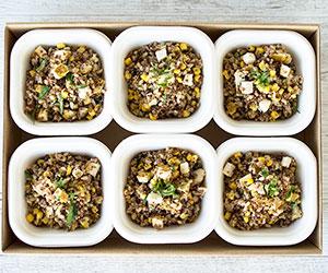 Chicken grain salad thumbnail
