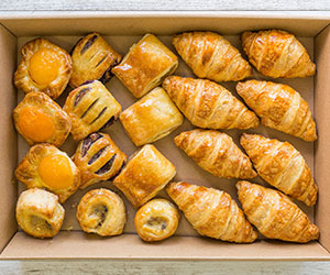 Danishes and croissants thumbnail