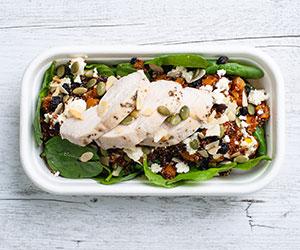 Super salad bowl thumbnail